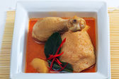 Chicken massaman curry — Stockfoto