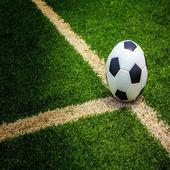 Soccer football — 图库照片