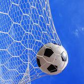 Soccer ball — 图库照片