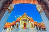 The Marble Temple, Wat Benchamabophit — Stockfoto
