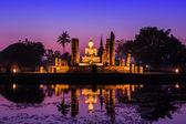 Sukhothai historický park — Stock fotografie