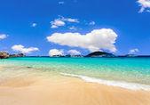 Beach of Similan Islands — Stock Photo