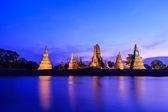 Wat chaiwatthanaram — Photo