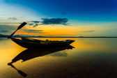 Gammal fiskebåt — Stockfoto