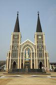Die kathedrale der unbefleckten empfängnis. — Stockfoto