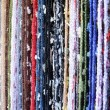 Stock Photo: Cotton scarves