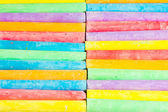 Multi Colored Chalks — Stock Photo