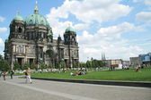 Berlin Cathedral — Stock Photo