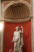 Statue im vatikan museum — Stockfoto