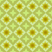 Seamless ornamental tile background vector illustration — Stock Vector