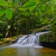 Batu Tangga Waterfall in Pahang, Malaysia — Stock Photo