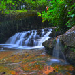 Batu Hampar Waterfall in Pahang, Malaysia — Stock Photo