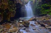 Tebing Tinggi Waterfall in Pahang, Malaysia — Photo