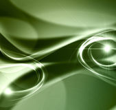Elegant green abstract background — Stock Photo