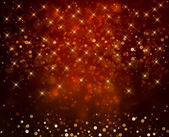 Glittery golden festive background — Stock Photo