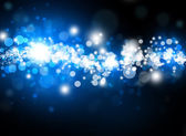 Blue abstract bright background — Stock Photo