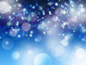 Blue festive fantasy — Stock Photo
