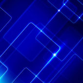 Abstraction blue background — Stock Photo