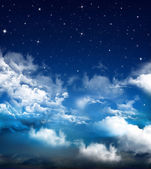 Abstract Nightly sky — Stock Photo