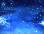 Starry sky — Stock Photo