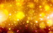Beautiful golden festive background — Stock Photo