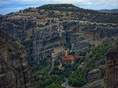 The Meteora in Greece — Stock Photo