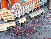 Czech Republic, Prague, Top, — Stock Photo
