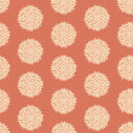 Seamless retro flower pattern — Stock Vector