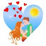 Summer Love — Stock Photo #33533909