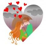 Autumn Love — Stock Photo #33533981