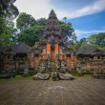Monkey Forest Temple in Ubud, Bali — Stock Photo #34664061