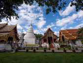 Wat Phra Singh Temples in Chiang Mai, Thailand — Stockfoto