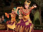 Traditional Balinese Legong Dance in Ubud, Bali — Stock Photo