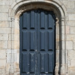 Stock Photo: Old church door