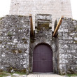 Stock Photo: Medieval Castle door