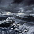 Storm at sea — Stock Photo #34118053