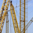 Heavy crane — Stock Photo #34191077