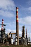 Refinaria de petróleo — Foto Stock