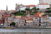 Sunrise on the Douro river — Stock Photo