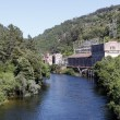 Old hydroelectric facilities — Stock Photo #34648783