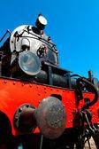 Stara lokomotywa — Zdjęcie stockowe