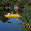 Touristic little boat — Stock Photo #35101663