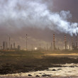 Oil refinery, moment 2 — Stock Photo #35478467