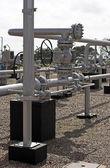 Gaz ziemny — Zdjęcie stockowe