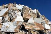 Raw marble — Stock Photo
