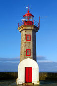 Douro lighthouse — Stock Photo