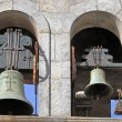 Old church bells — Stock Photo #36209099