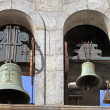Old church bells — Stock fotografie