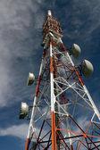 Anteny — Zdjęcie stockowe