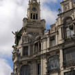 Oporto buildings — Stock Photo